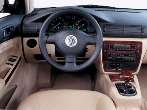 Technical specifications and characteristics for【Volkswagen Passat Variant (B5)】