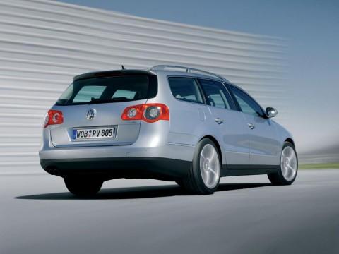 Especificaciones técnicas de Volkswagen Passat Variant (B6)