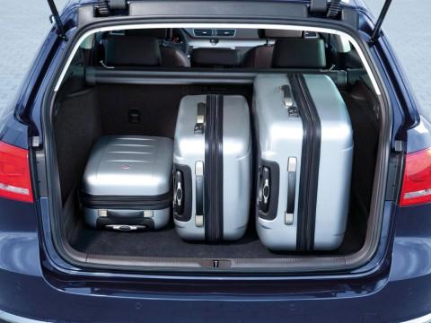 Volkswagen Passat Variant (B7) teknik özellikleri