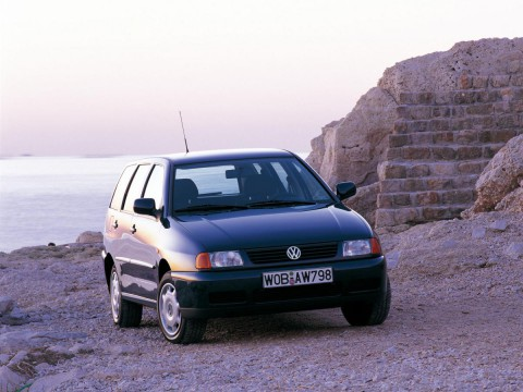 Caractéristiques techniques de Volkswagen Polo III Variant