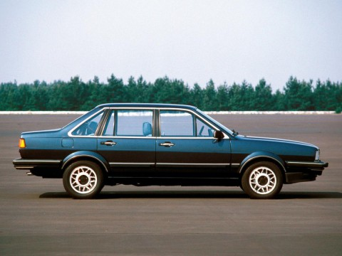Technical specifications and characteristics for【Volkswagen Santana (32B)】