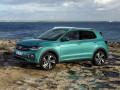 Технически спецификации на автомобила и разход на гориво на Volkswagen T-Cross