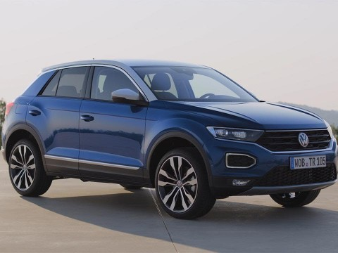 Technical specifications and characteristics for【Volkswagen T-Roc】