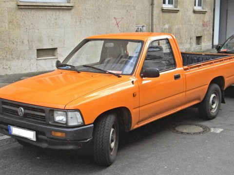 Τεχνικά χαρακτηριστικά για Volkswagen Taro