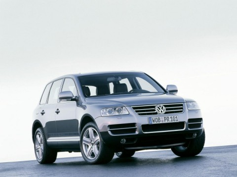 Technical specifications and characteristics for【Volkswagen Touareg 7L】
