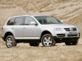 Volkswagen Touareg Touareg 7L 3.0 TDI (224 Hp) Tiptronic full technical specifications and fuel consumption