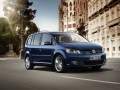 Technical specifications of the car and fuel economy of Volkswagen Touran