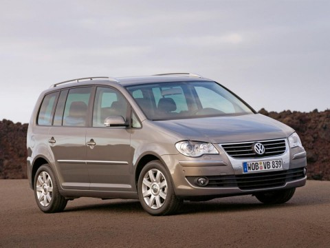Technical specifications and characteristics for【Volkswagen Touran 1T】