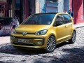 Technical specifications of the car and fuel economy of Volkswagen Up!