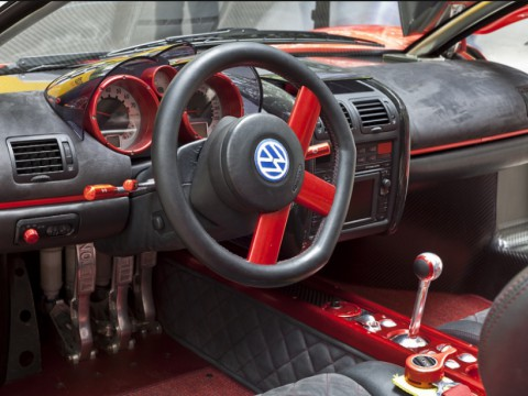 Technical specifications and characteristics for【Volkswagen W12】