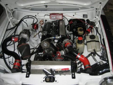 Caractéristiques techniques de Volvo 164