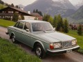 Technical specifications of the car and fuel economy of Volvo 260
