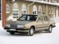 Technical specifications of the car and fuel economy of Volvo 760