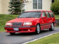 Technical specifications of the car and fuel economy of Volvo 850
