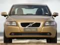 Technical specifications of the car and fuel economy of Volvo S40