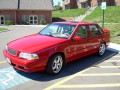 Technical specifications of the car and fuel economy of Volvo S70