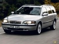 Especificaciones técnicas completas y gasto de combustible para Volvo V70 V70 II 2.0 T (180 Hp)