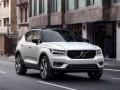 Technical specifications of the car and fuel economy of Volvo XC40