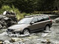 Technical specifications of the car and fuel economy of Volvo XC70
