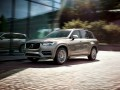 Technical specifications of the car and fuel economy of Volvo XC90