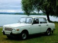 Technical specifications of the car and fuel economy of Wartburg 353