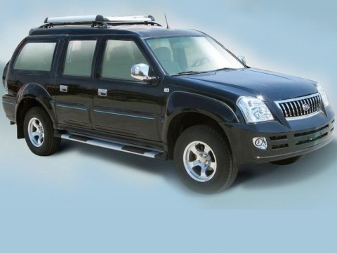 Technical specifications and characteristics for【Xin Kai SUV X3】